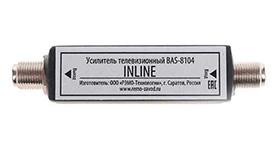 Антенный усилитель Remo BAS-8104 «In Line» 5В